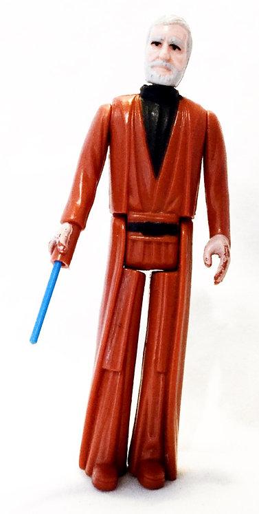 Vintage Star Wars Obi-Wan Figure Kenner 1977
