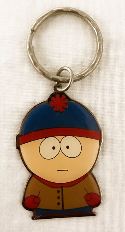South Park Stan Key Ring Comedy Central 1999
