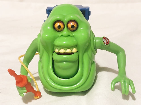 The Real Ghostbusters Slimer Super Fright Features Kenner 1989