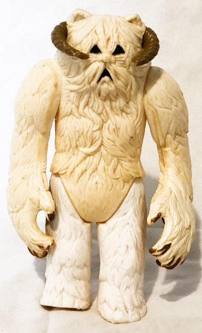 Vintage Star Wars Wampa Kenner 1980