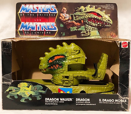 He-Man Masters Of The Universe Dragon Walker