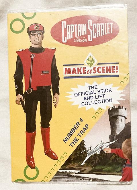 Captain Scarlet Make A Scene Number 4 Night Trap 1993