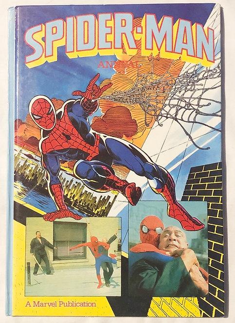 MSpider-Man Annual 1982