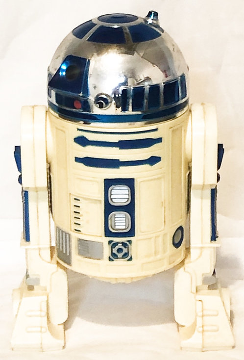 Vintage Star Wars R2-D2 With Plans 12''