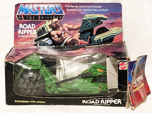 He-Man Masters Of The Universe Road Ripper