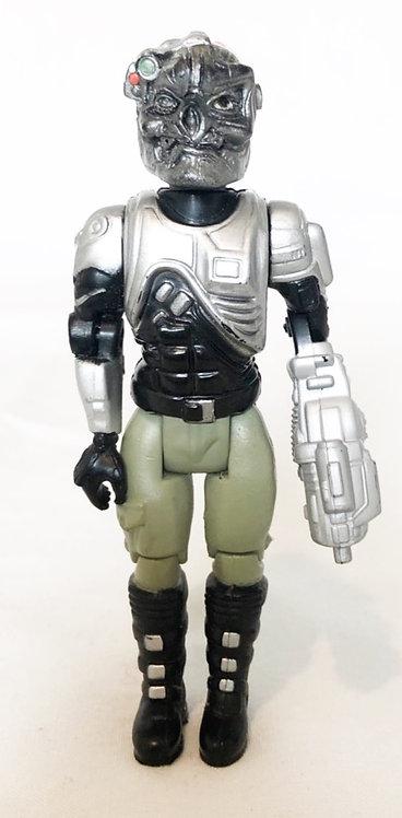 """Space Precinct 2040 Cyborg 3.75"""" Vivid 1994"""