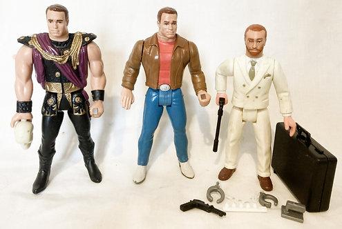 Last Action Hero Figure Set Mattel 1993