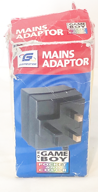 Nintendo Game Boy Pocket And Colour Mains Adapter Gamester