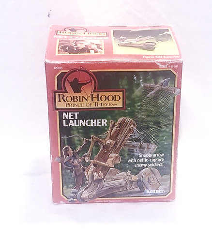 Robin Hood Prince Of Thieves Net Launcher