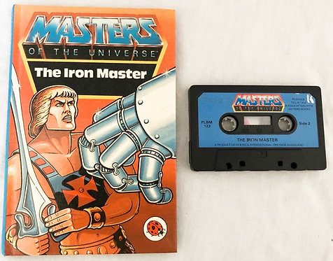 He-Man And The Masters Of The Universe The Iron Master Set