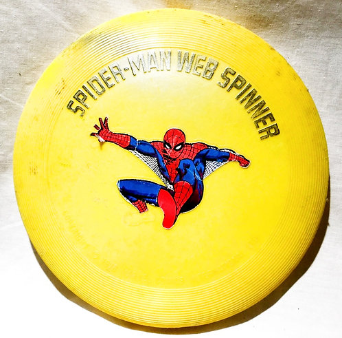 Vintage Spider-Man Frizz-By