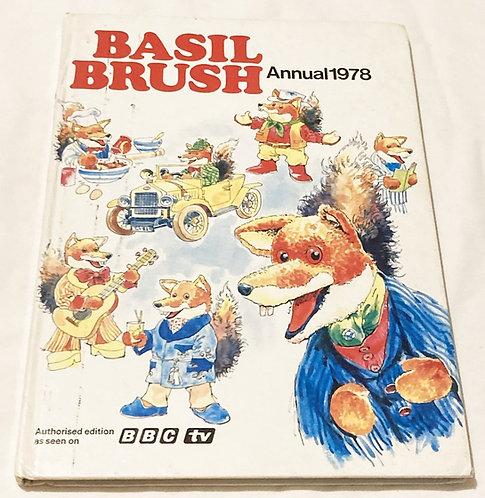 Basil Brush Annual 1978 (B)