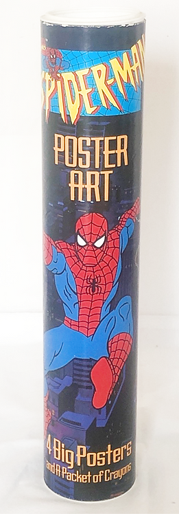 Spider-Man Poster art Set Granddreams 1996