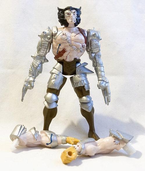 Marvel X-Men Wolverine (Robot) Toy Biz 1996