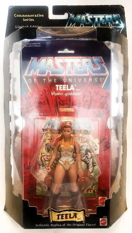 He-man And The Masters Of The Universe Teela Commemorative Mattel 2000