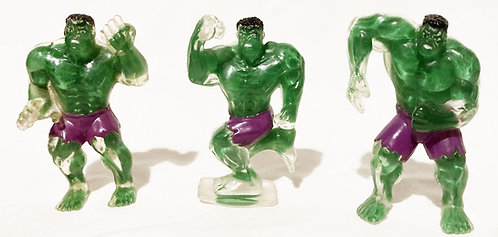 The Incredible Hulk The Hulk Movie Nestle Wheetos Set