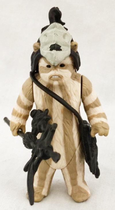 Star Wars Return Of The Jedi Logray Kenner 1980