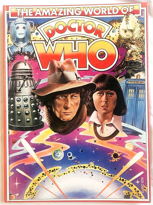 The Amazing World Of Doctor Who 1976