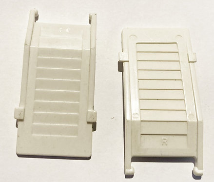 Transformers G1 Ultra Magnus Trailer Ramp Set Takara 1986
