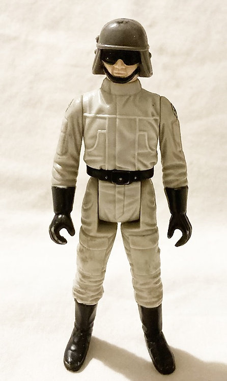 Star Wars AT-ST Driver Kenner 1984