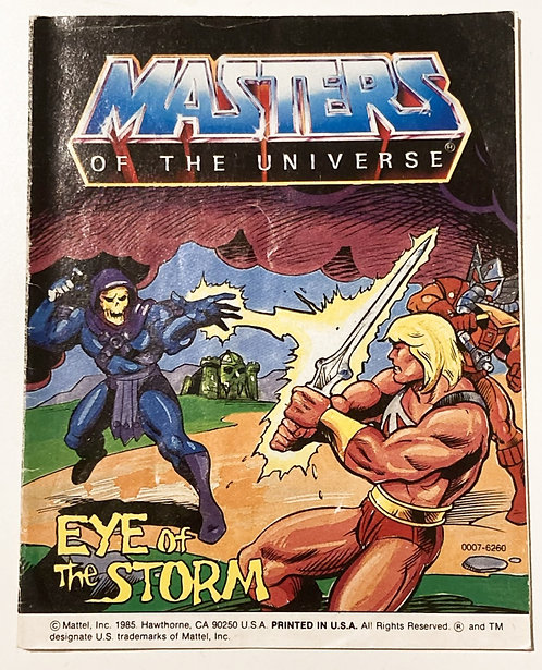 He-Man And The Masters Of The Universe Eye Of The Storm