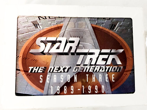 Star Trek The Next Generation Season 3 Trade Cards Skybox 1996