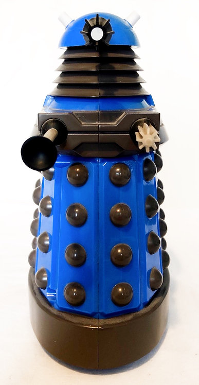 Doctor Who Blue Paradigm Dalek Money Box 8''