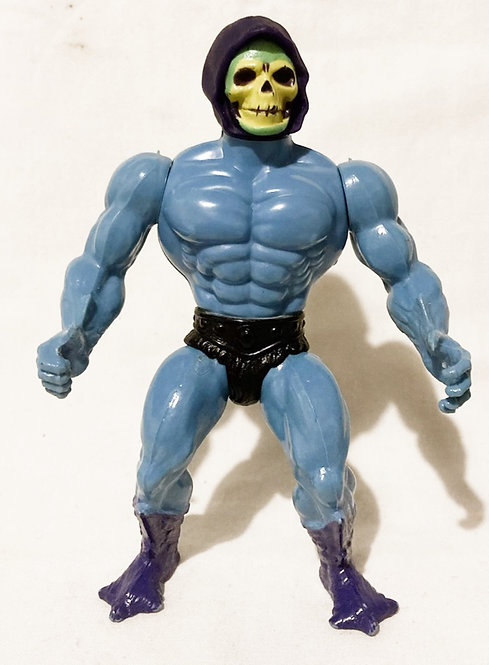 He-Man And The Masters Of The Universe Skeletor France 1981
