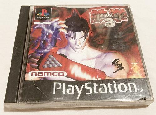 Sony Playstation Tekken 3 (Pal) UK