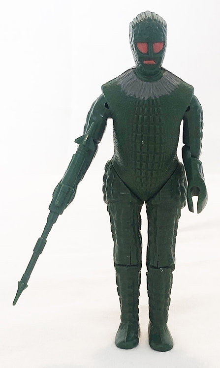 Doctor Who Ice Warrior Figure Dapol 1987