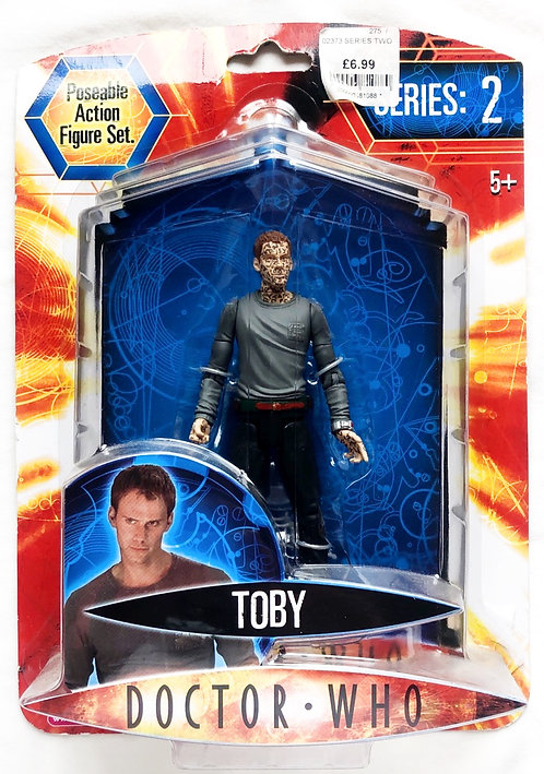 Doctor Who Toby