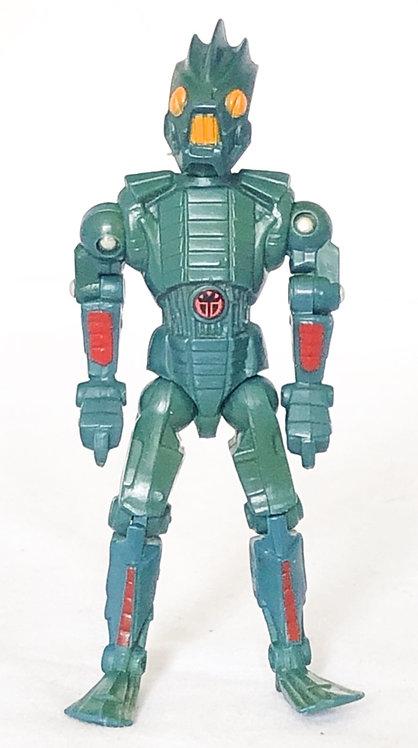 Captain Power Tritor Mattel 1987