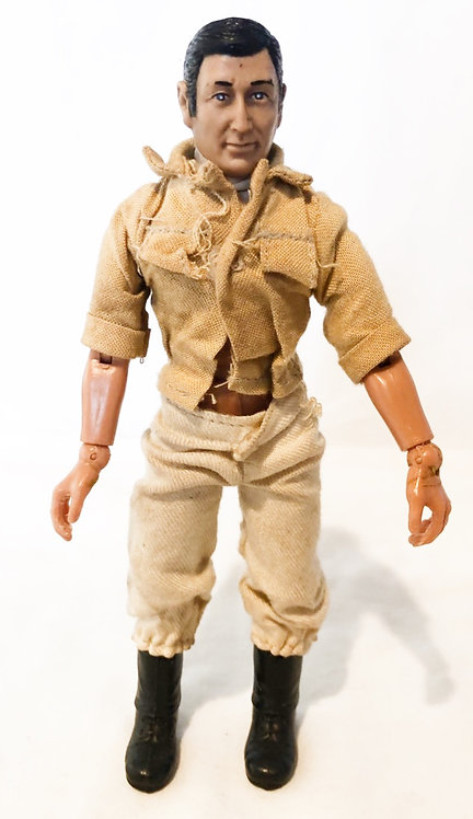 WW2 French Legion Lion Rock Mego