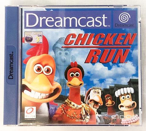Chicken Run Dreamcast U.K. (PAL)