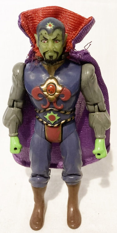 Defenders Of The Earth Ming the Merciless Galoob 1986