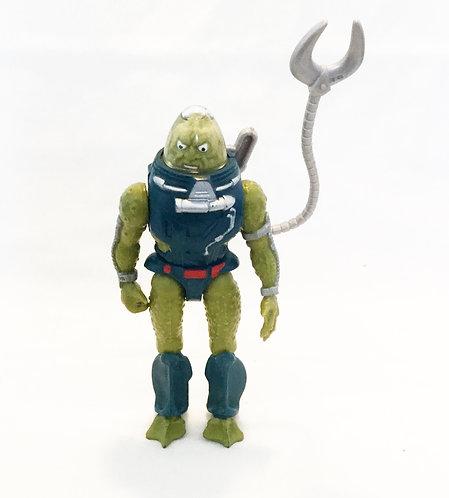 He-Man The New Adventures Slushhead (Kalamarr) Figure Mattel Series 1 1989