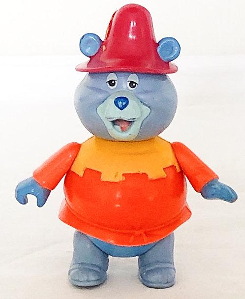 Disney Gummi Bears Tummi Gummi Figure Fisher Price 1985