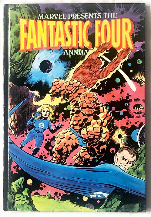 Marvel Fantastic Four Annual 1980