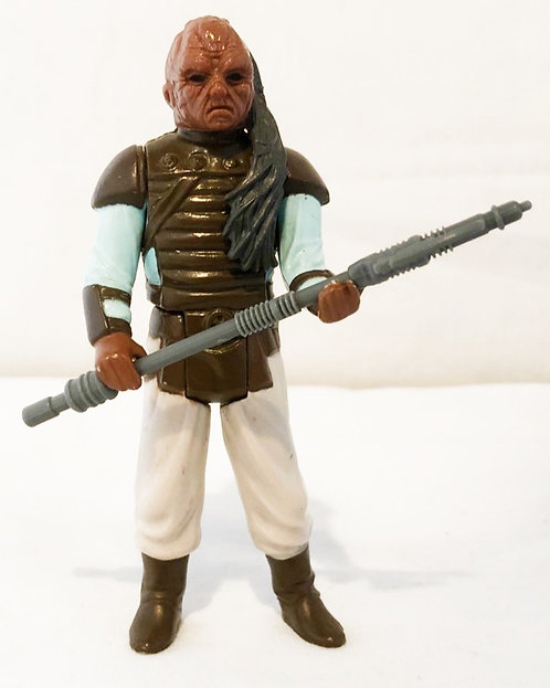 Vintage Star Wars Return Of The Jedi Weequey Kenner 1983