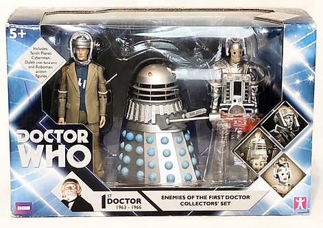 Doctor Who Enemies Of The First Doctor Collectors Set