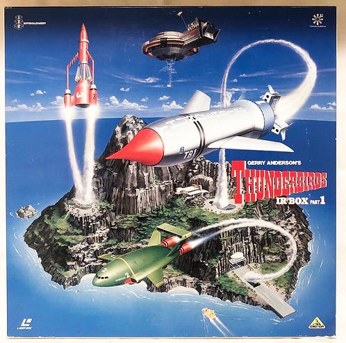 Thunderbirds IR Box Part 1 Laserdisc Japan (B)