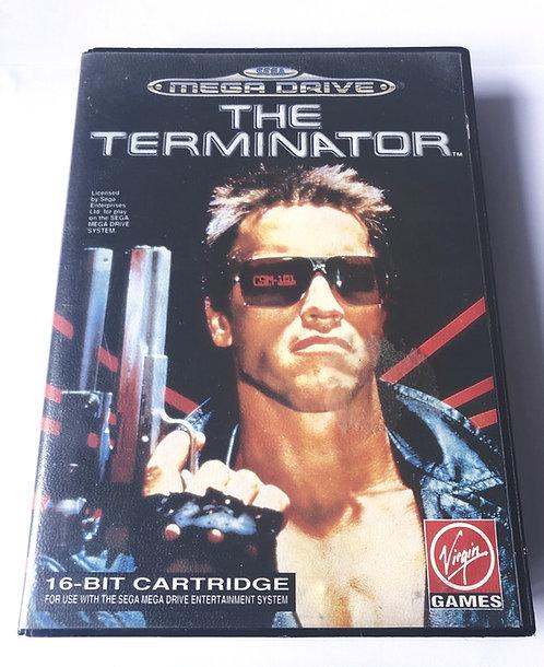 The Terminator (Mega Drive Pal)