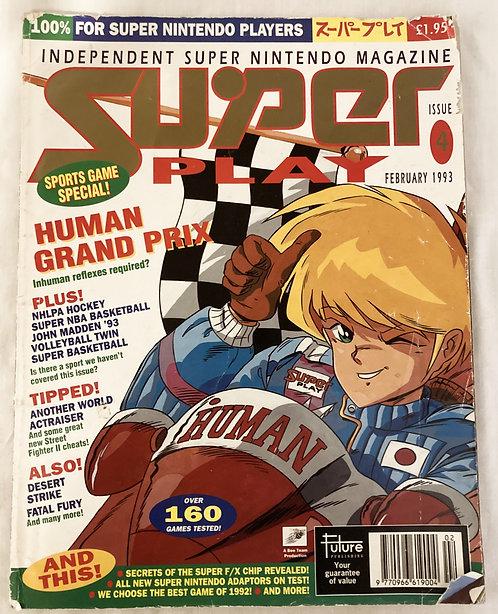 Super Play Magazine Issue 4 February 1993