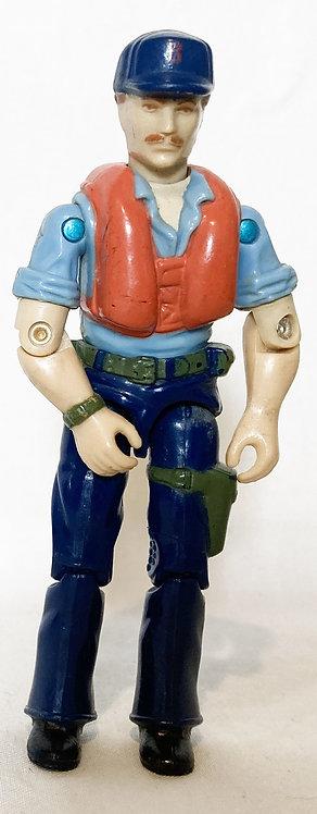 G.I. Joe Cutter Hasbro 1984
