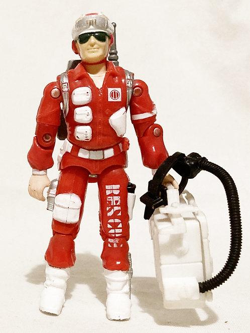 G.I. Joe Lifeline Hasbro 1986