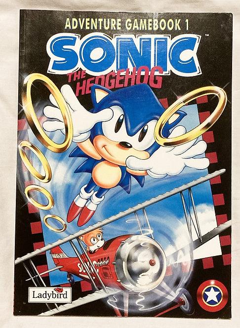Adventure Gamebook 1 Sonic The Hedgehog Ladybird 1993