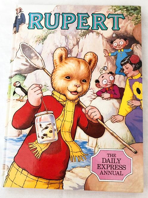 Rupert Annual 1985