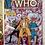 Thumbnail: Vintage Doctor Who Comic Set #15 #14 #11 1985