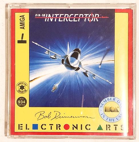F/A - 18 Interceptor Amiga