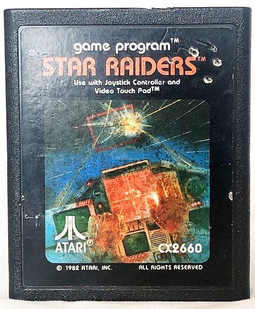 Star Raiders Atari 2600